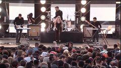 "PVRIS ""Holy"" Live Performance"