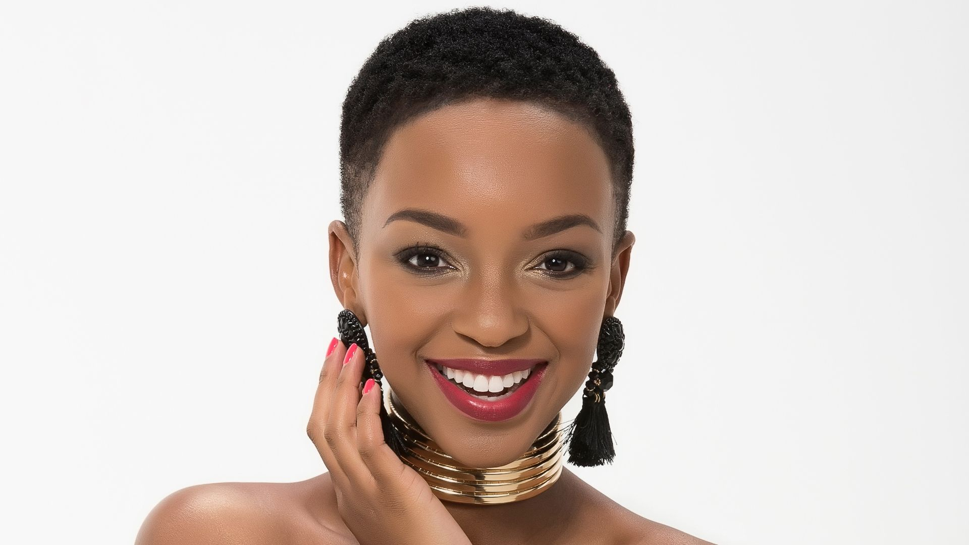 Nandi Madida Here S How Minnie And Quinton Met Mtv
