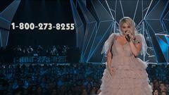 "Kesha Honors Logic's ""1-800-273-8255"""