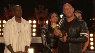 """""""Velozes e Furiosos"""" é homenageado com o prêmio Geração MTV"""