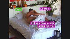 """Brad e Georgia dormem juntos em novo episódio do """"De Férias com o Ex"""""""