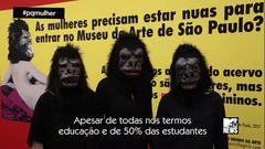 #PQMULHER: Exposição Guerrilla Girls