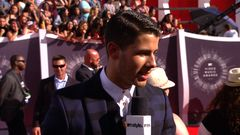 Red Carpet: Nick Jonas
