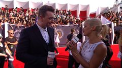 Red Carpet: Sam Smith