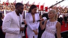 Red Carpet Report: Jason Derulo e Jordin Sparks