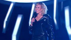 Chelsea Handler apresenta o prêmio de Melhor Clipe Masculino