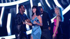 Katy Perry vence o prêmio de Melhor Clipe Feminino