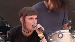 "MUNA ""Crying on the Bathroom Floor"" Live Performance"