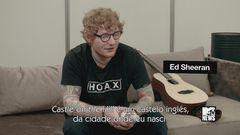 Ed Sheeran sobre Castle on The Hill