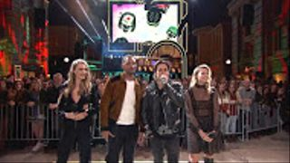 The Cast Of 'Suicide Squad' Crash Onto The Scene