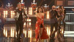 "Pitbull & J Balvin ""Hey Ma"" ft. Camila Cabello Live Performance"