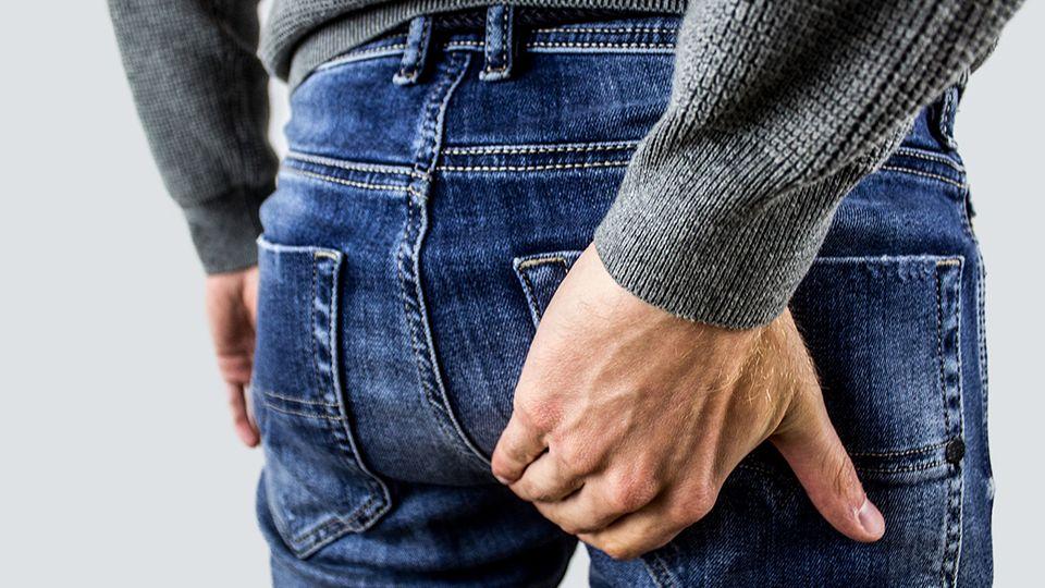 wie finde ich die prostata