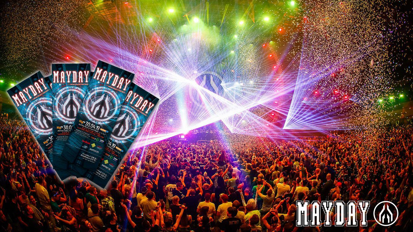 Mayday 2019 Wir Verlosen 3x2 Tickets Mtv Germany