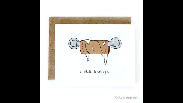 Anti Valentinstag Karten Ein Bisschen Ironie Hat Noch Keinem