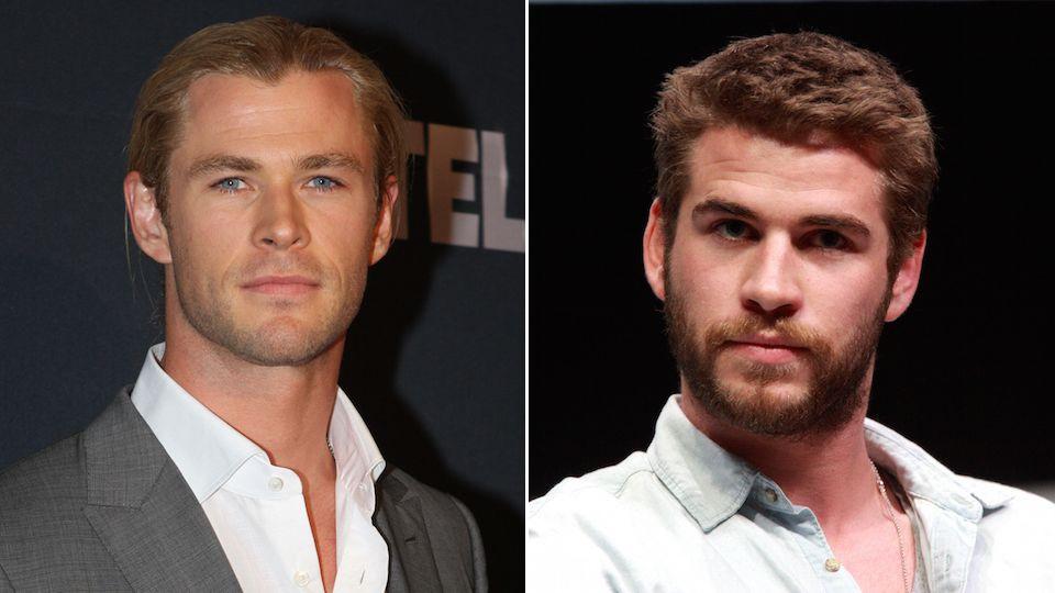 Chris Hemsworth Bruder