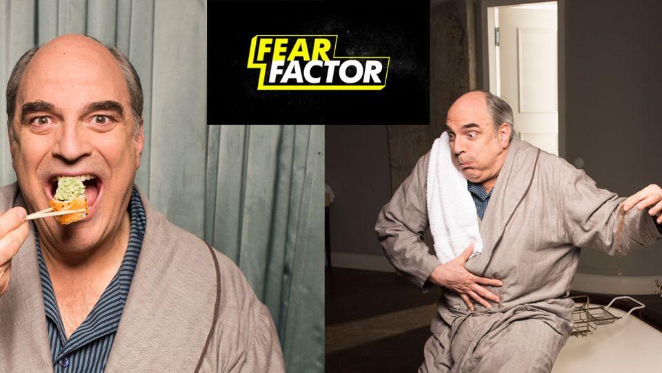 Fear Factor - TV Serien   MTV Germany