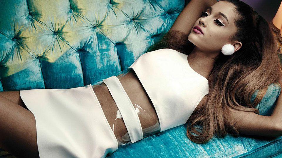 Beim sex grande nackt ariana Ariana Grande