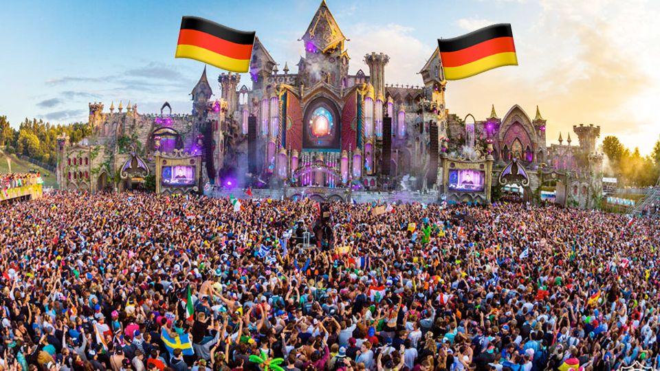 Tomorrowland Deutsch