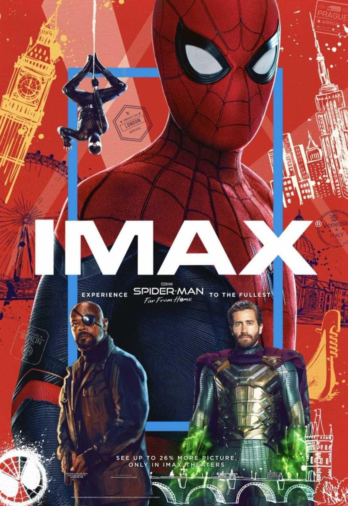 Deshalb Ist Das Neue Spider Man Far From Home Poster Zur Viralen