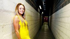 Charlotte Crosby, irreconocible con su nuevo peinado