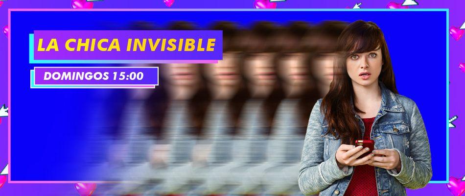 La Chica Invisible Programa Mtv España