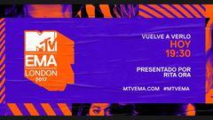 ¡Hoy a las 19:30 vuelve a ver la gala de los #MTVEMA!