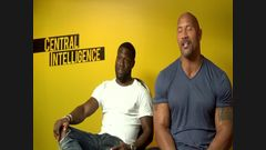 MTV Movies Spotlight: 'Central Intelligence'