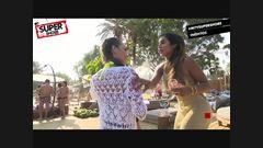 Inéditos #MTVSuperShore: Arantxa hablando inglés (ampliado) #MTVReplay