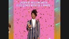 Jaden et Willow Smith élus icones modes de l'année