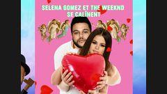Selena Gomez et The Weeknd se calinent