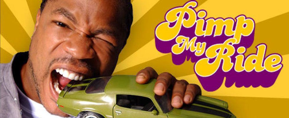 Image result for mtv pimp my ride