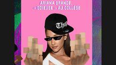 "Ariana Grande ""odieuse au collège"""