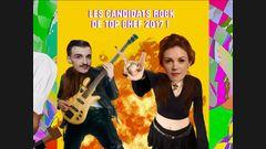 Les candidats rock de Top Chef 2017 !