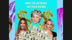 Voici les actrices les plus riches
