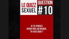 Le quizz Sexuel - Question 10