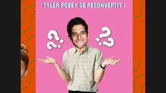 Tyler Posey se reconvertit !