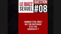Le quizz Sexuel - Question 8