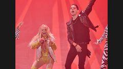 Le live de Britney Spears et G-Eazy !