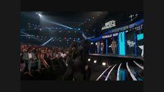 Nicki Minaj remporte le prix de La Meilleure Artiste Hip-Hop !