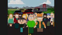 Les Canadiens sont dans South Park