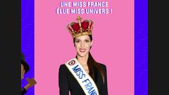 Une Miss France élue Miss Univers !