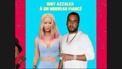 Iggy Azalea a un nouveau fiancé