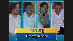Groom Service !