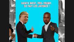 Kanye West ça y est, il a vraiment pété les plombs !