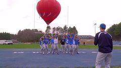 L'invit' par montgolfière