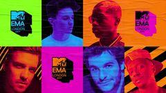 Meilleur Artiste Français aux MTV EMA 2017