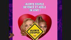 Alerte Couple : Beyoncé et Adele in love !