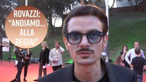 Fabio Rovazzi alla Festa del Cinema di Roma