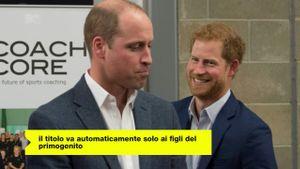 Meghan Markle e il principe Harry: la linea di successione al trono quando nascerà il primogenito