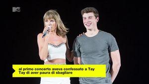 Shawn Mendes ha raccontato il miglior consiglio che gli ha dato Taylor Swift